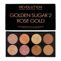 Makeup Revolution Ultra Palette - Golden Sugar 2