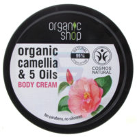 Natura Siberica Organic Camellia & 5 Oils