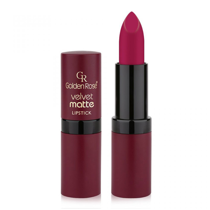 Golden Rose Velvet Matte 19